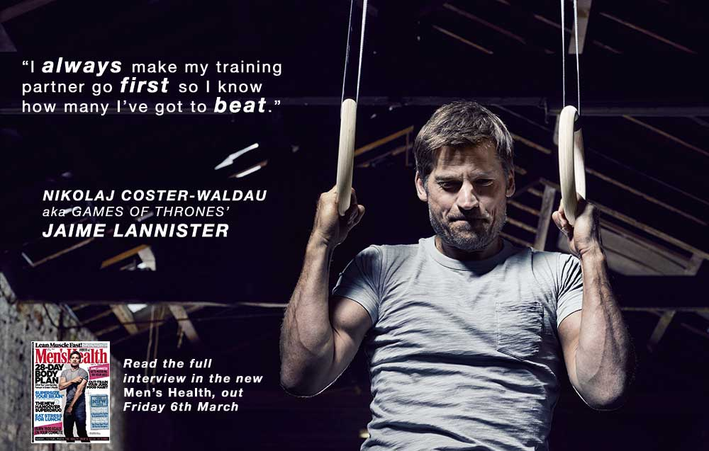 Retweet if you agree with our April cover star, @GameOfThrones' Jaime Lannister #got #gameofthrones http://t.co/hrAjHT2Yer
