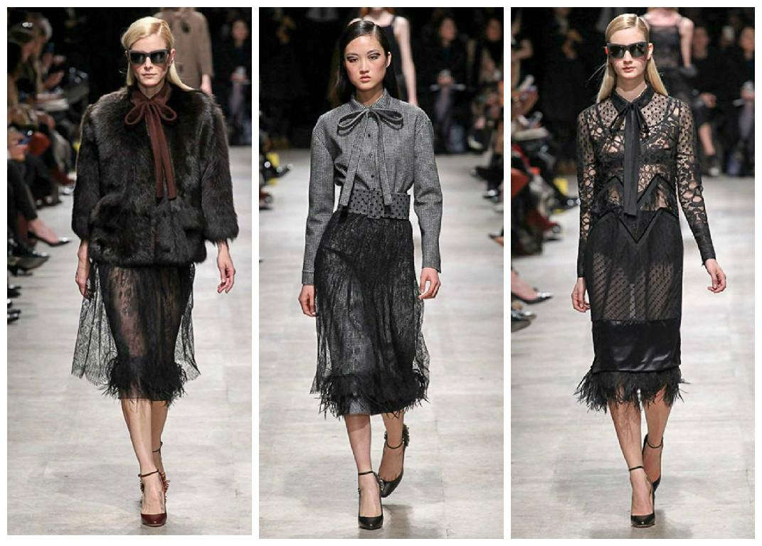 #PFW: Here's what we loved from Rochas A/W'15 collection http://t.co/yn8TtzKboH http://t.co/P1VJj6h9MW