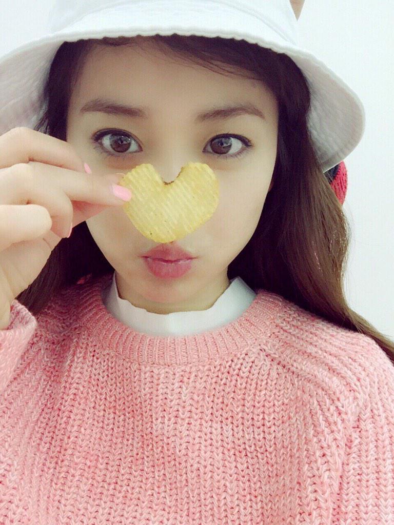 ハートを持つ大島優子