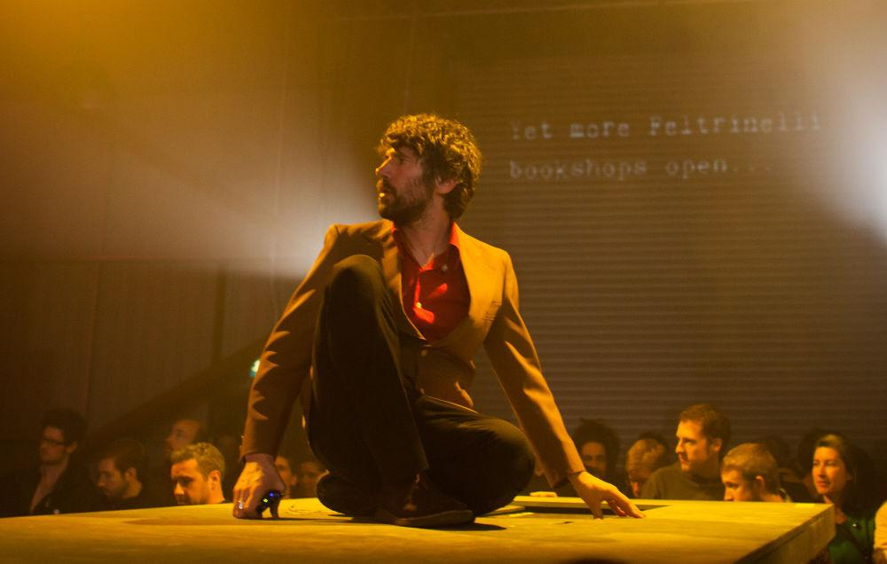 Gruff Rhys returns to National Theatre Wales (@ntwtweets) with Candylion http://t.co/dmaU7z42CA http://t.co/06UaF1FhES
