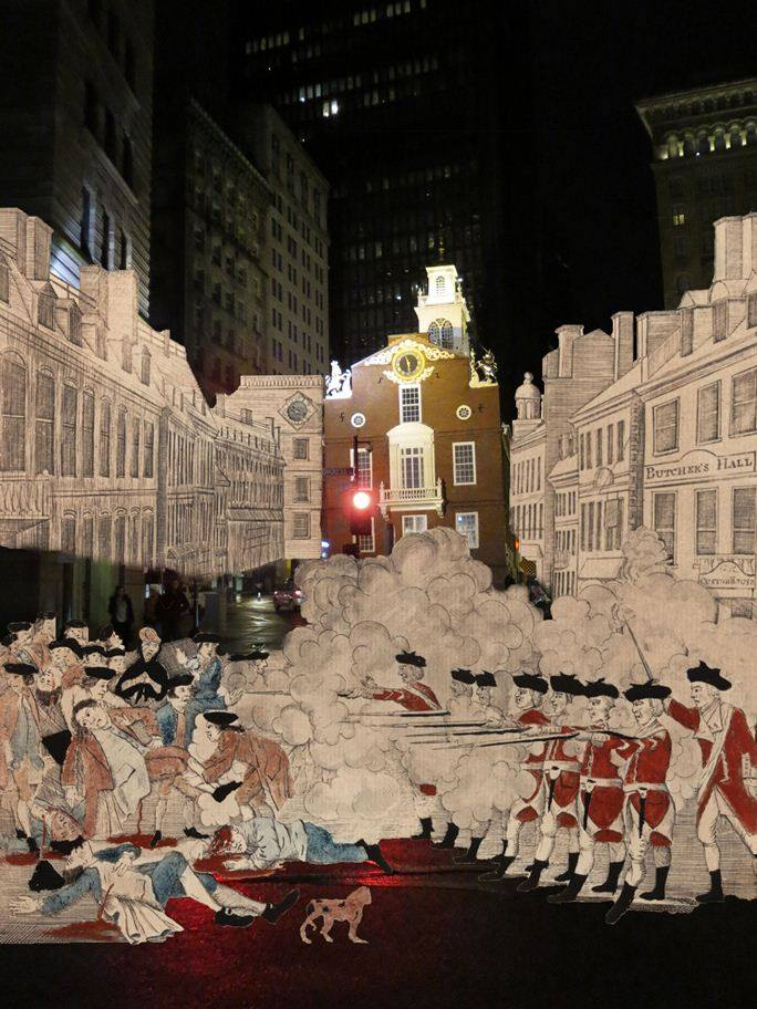 #happenedtoday 245 years ago on a cold snowy night in colonial boston,the #bostonmassacre #SonsOfLiberty #Huzzah http://t.co/CkTqXc4H3Y