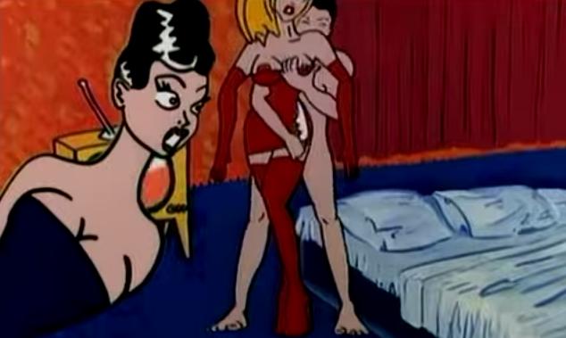 Big booty scarlett naked