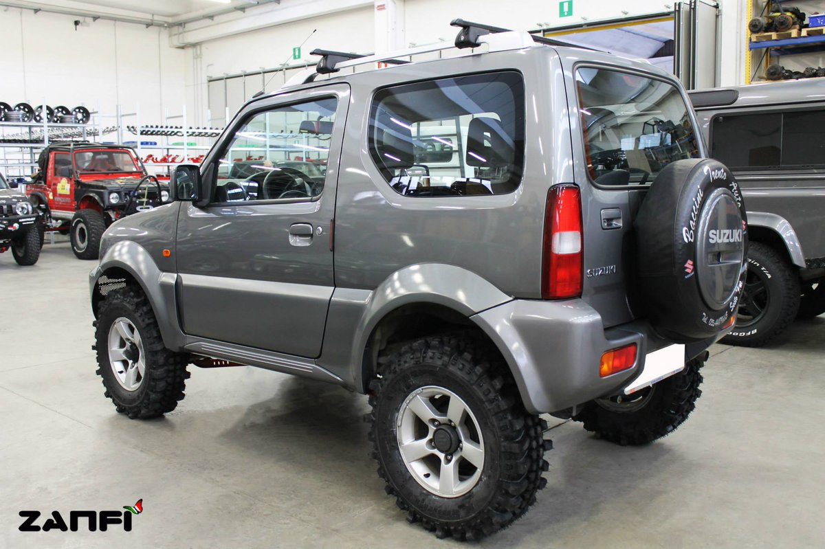 suzuki jimny 4x4 fun on twitter zanfi jimny. Black Bedroom Furniture Sets. Home Design Ideas