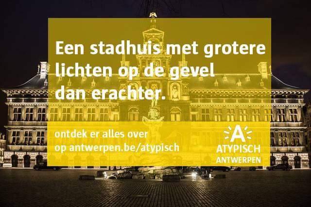 Atypisch Antwerpen. http://t.co/joSDaVh3Rl