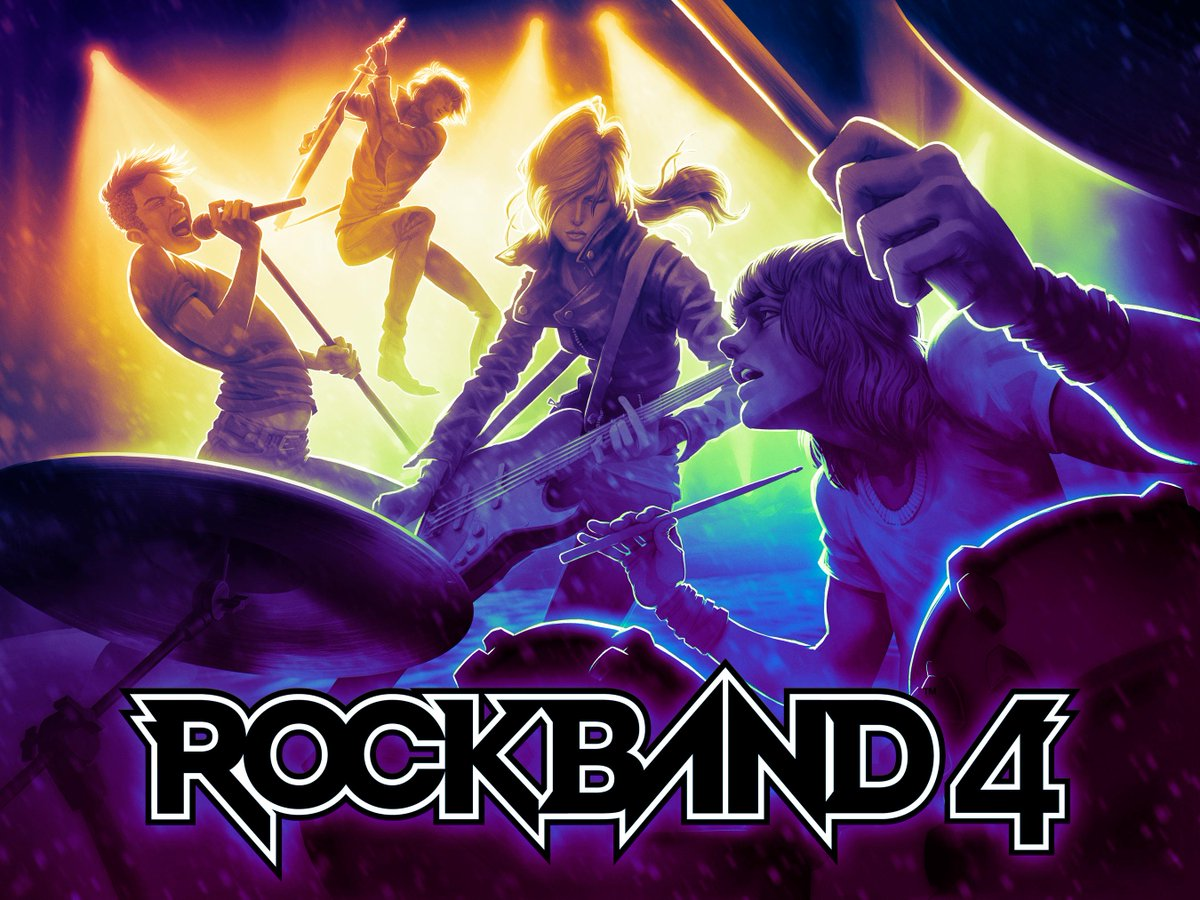 Hey, stop asking! We're making Rock Band 4. PS4. Xbox One. This year. NO BIGS. http://t.co/bp3y3qlszU