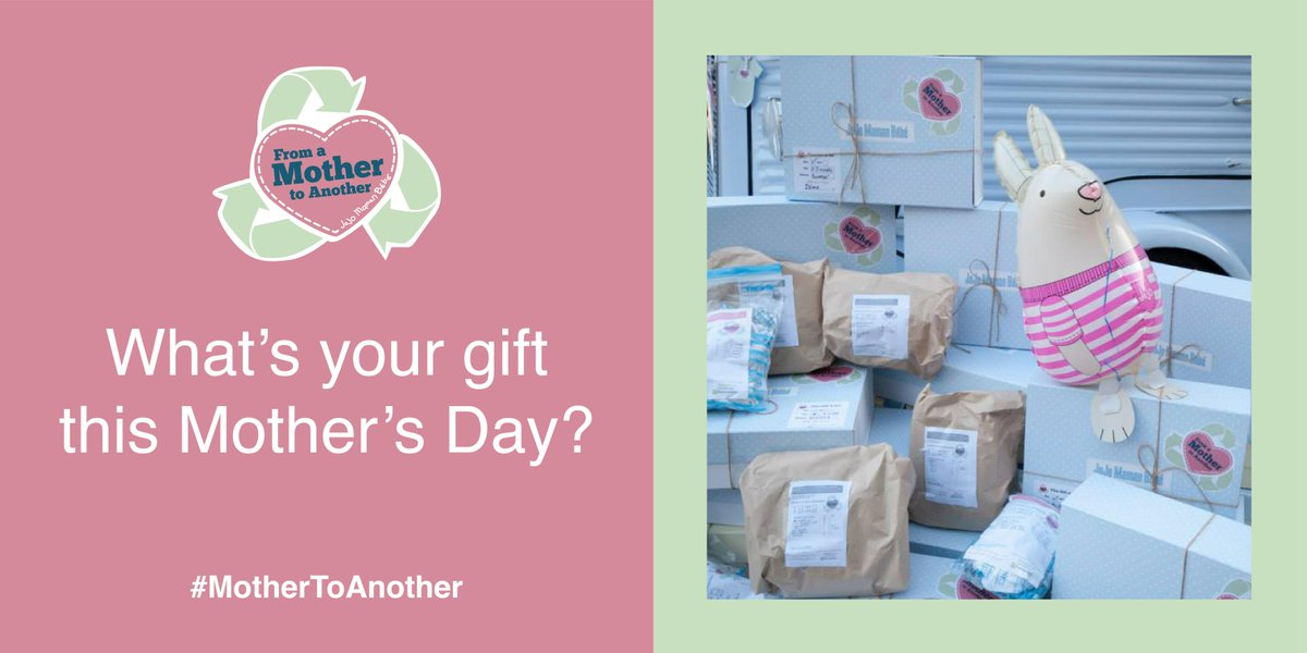 Help us reach 50k garments so #MotherToAnother can support 4k families this #MothersDay! http://t.co/75kpDiy3xU http://t.co/f9V0b1cCrl