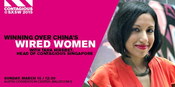 Behold China's wired women w/ @Tarahirebet @PandyaGirl, @jonathankoh @MissEvland at #SXSW2015: http://t.co/L9Ym6DdiPX http://t.co/UxXNu73fni