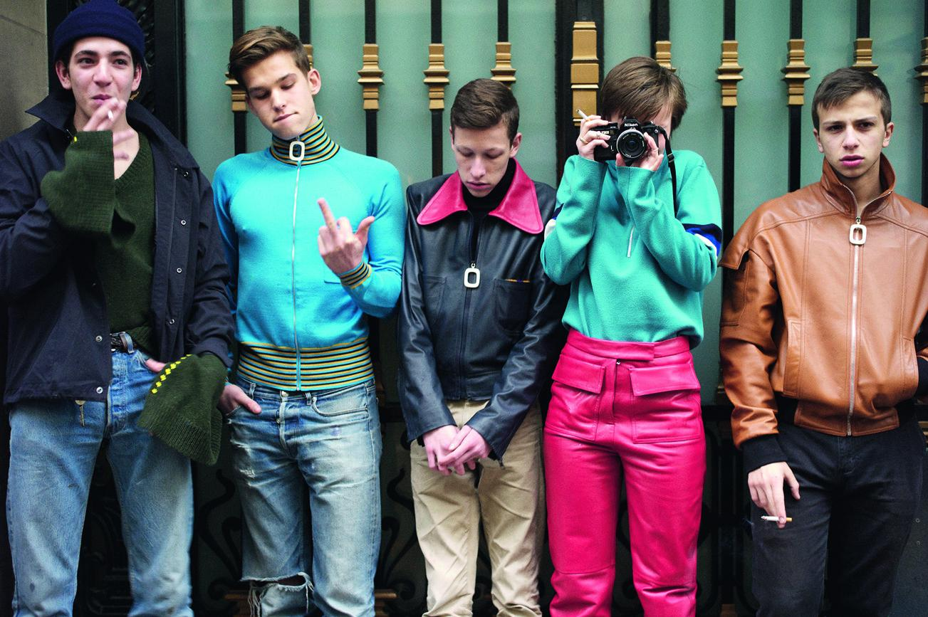 Designer @JW_ANDERSON and @larryclarkfilms have created a zine together: http://t.co/K3TdAjlOfz http://t.co/9C7gTqDNp6