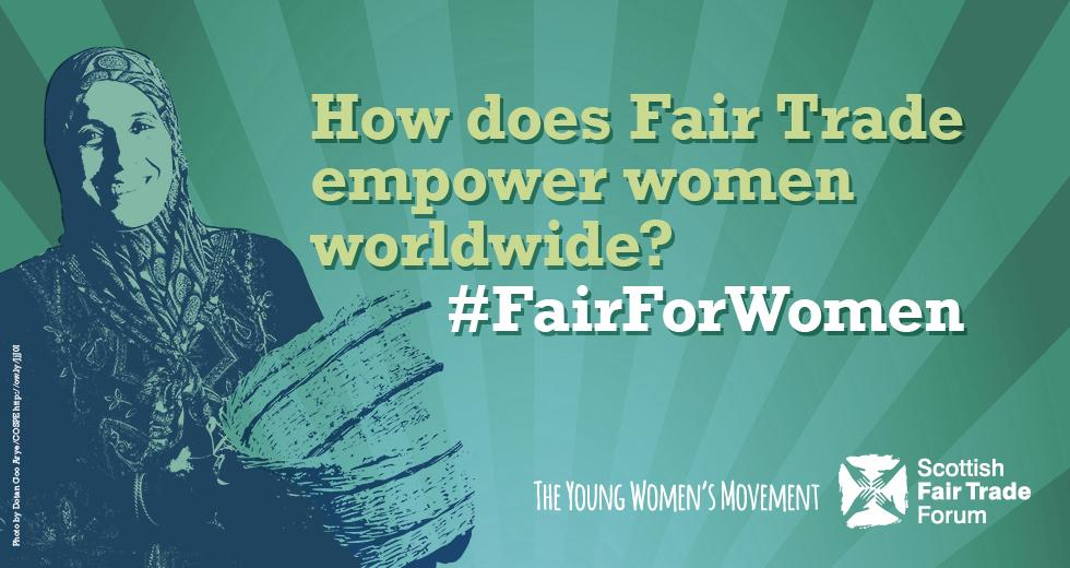 """ How does Fair Trade empower women worldwide?"" Answer this question and begin your tweet with "" A1"" #FairForWomen http://t.co/QSU02orwne"