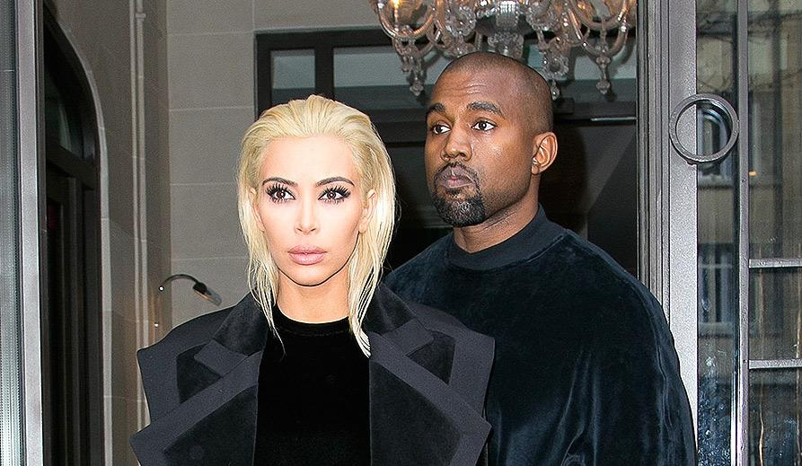 Ta-da! See the moment Kim Kardashian debuted her platinum blonde hair: http://t.co/EG60tUjnwS http://t.co/Kr92NDk04x