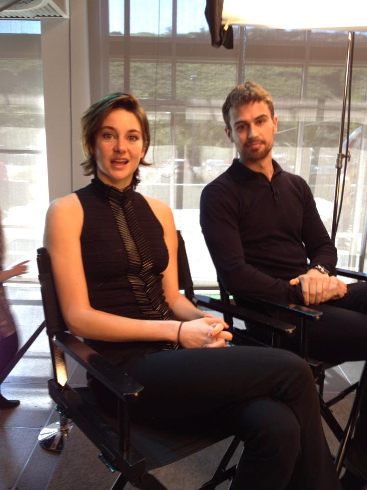 My view right now. #insurgent #shailenewoodley #theojames http://t.co/GGLU6kS1T8
