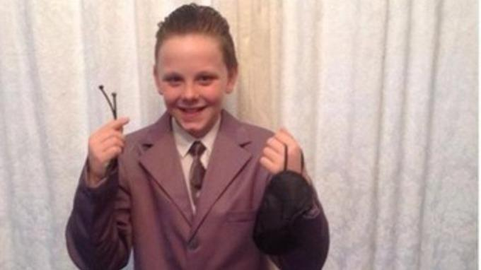RT @GranadaReports: Boy excluded from World Book Day for 'Fifty Shades of Grey' costume http://t.co/Q4ow0rRLrv http://t.co/1LA5CeAGPn