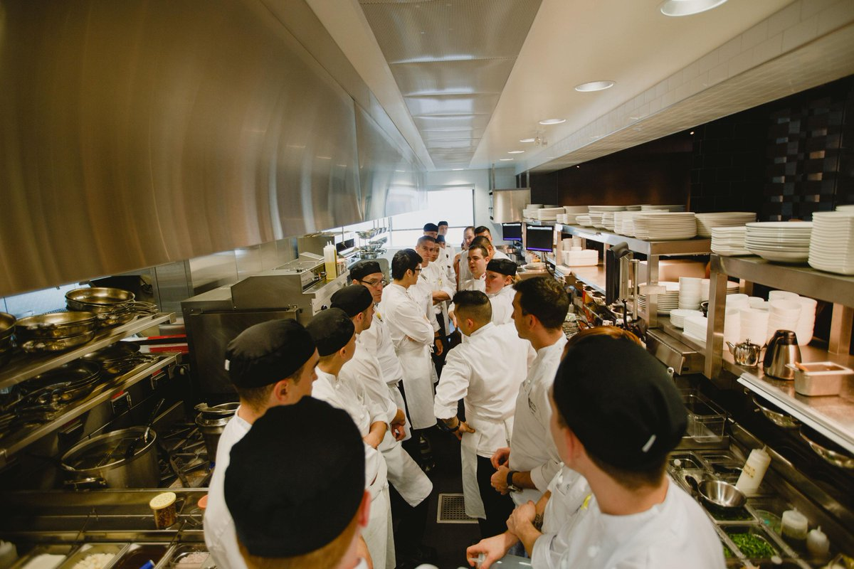 Cactus Club Cafe On Twitter Too Many Chefs In The Kitchen