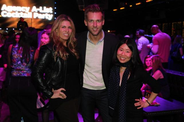 RT @ElaineWong85: Oh wow! Looks like we made the cut! Thanks @adage for featuring us in your A-list party pics! http://t.co/SlHkmqOSmA http…