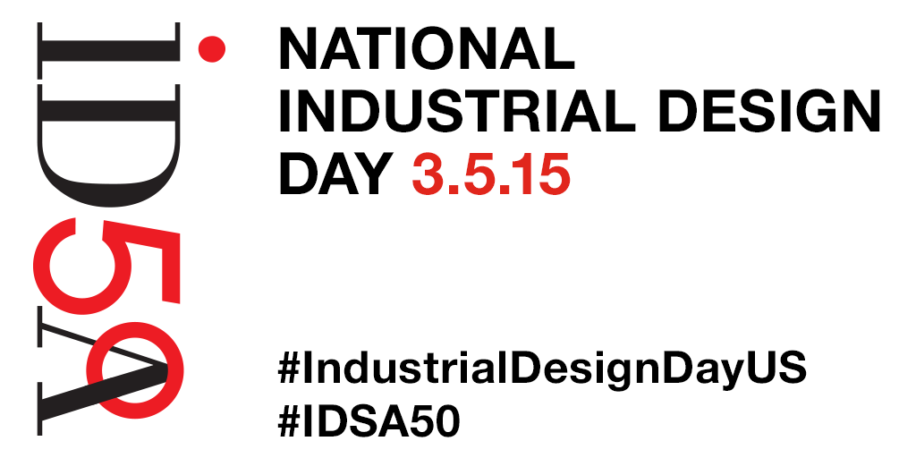 It's #IndustrialDesignDayUS. Help us celebrate by posting a pic of your best design. #IDSA50 http://t.co/NnSBamd0g8