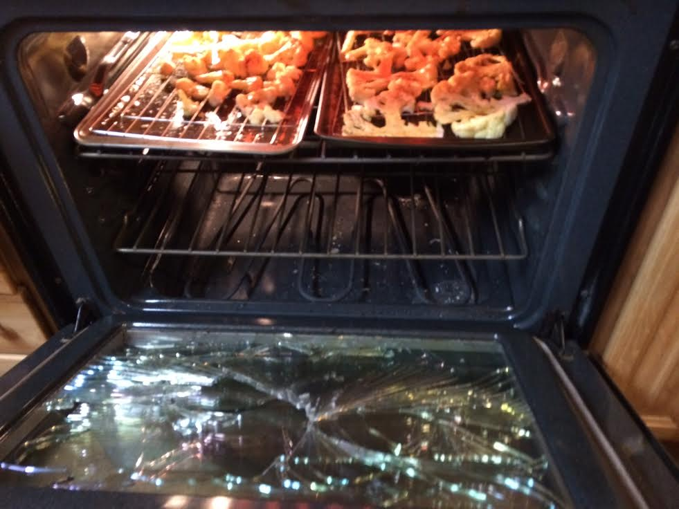 Javed Hijabman On Twitter Broiling Cauliflower And The Glass On