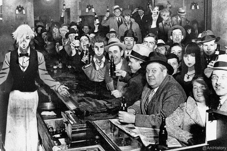 an overview of prohibition of 1920 1933 The film implies that prohibition (1920 – 1933) was something foisted on the people by the government  because of its lack of an accurate overview,.
