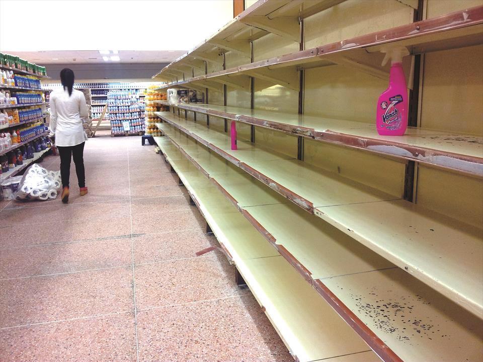 No me sorprende desastre de Venezuela. No conocí ningún país socialista próspero ni democrático. ¿O existe alguno? http://t.co/V5iTZWxFrj