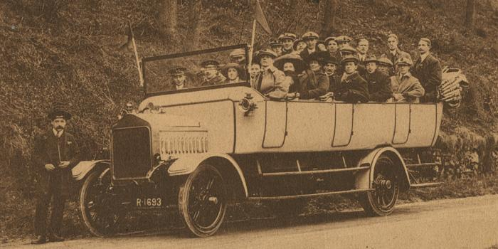 Thumbnail for The Charabanc on Matchday
