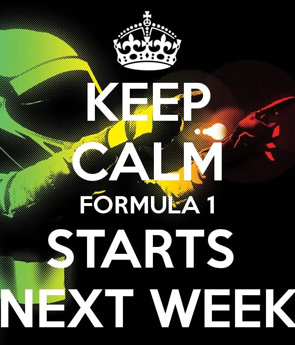 ONE WEEK TO GO PEOPLE!!! #STAYCALM http://t.co/QvtwRiR5mS