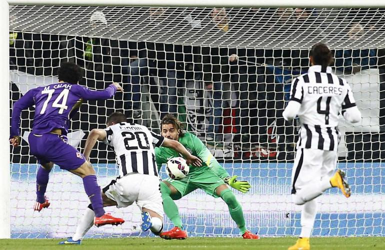 JUVENTUS-FIORENTINA streaming su RojaDirecta, diretta live tv su Sky