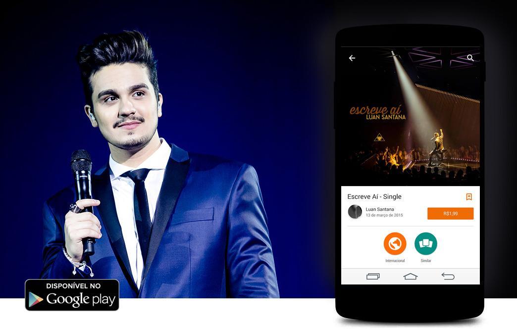 Quer baixar a música? Disponível agora o Google Play! https://t.co/TnEXtGJvtm  - Equipe LS