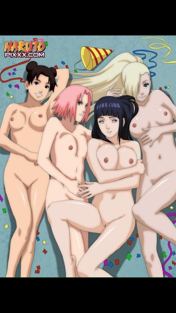 beautiful half naked females