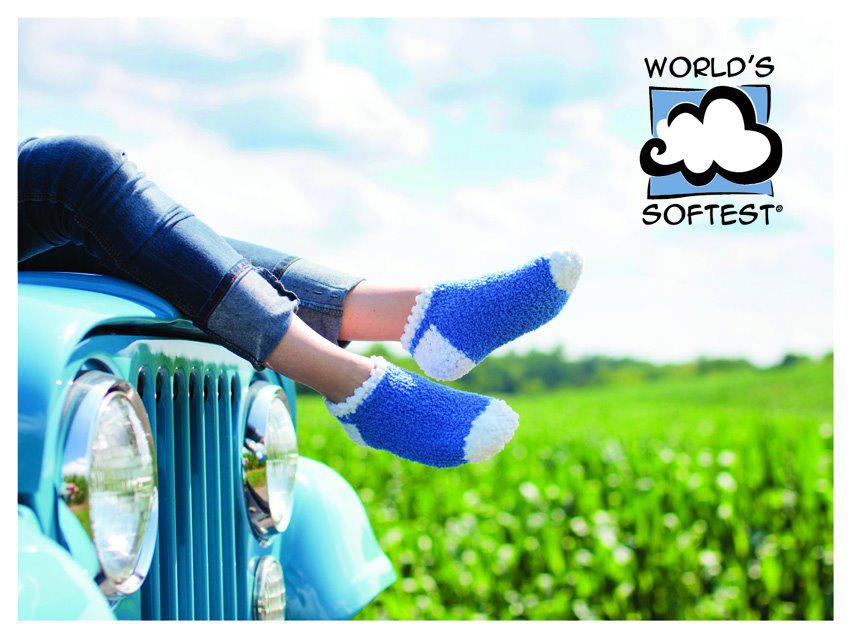 New American brand added to our inventory - World's Softest Socks.  Spa Collections shop now. http://t.co/IXoBKjDIBC http://t.co/A3AZjgCQuj