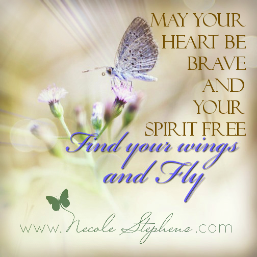 On twitter quot may your heart be brave and your spirit free find your
