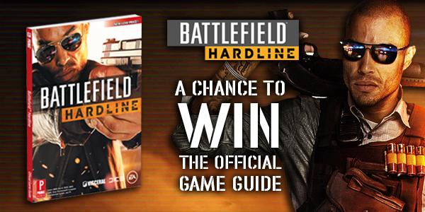 Who wants a chance to win the @Battlefield Hardline official game guide from @primagames #BFHardline RT now http://t.co/J3jS75ru1d