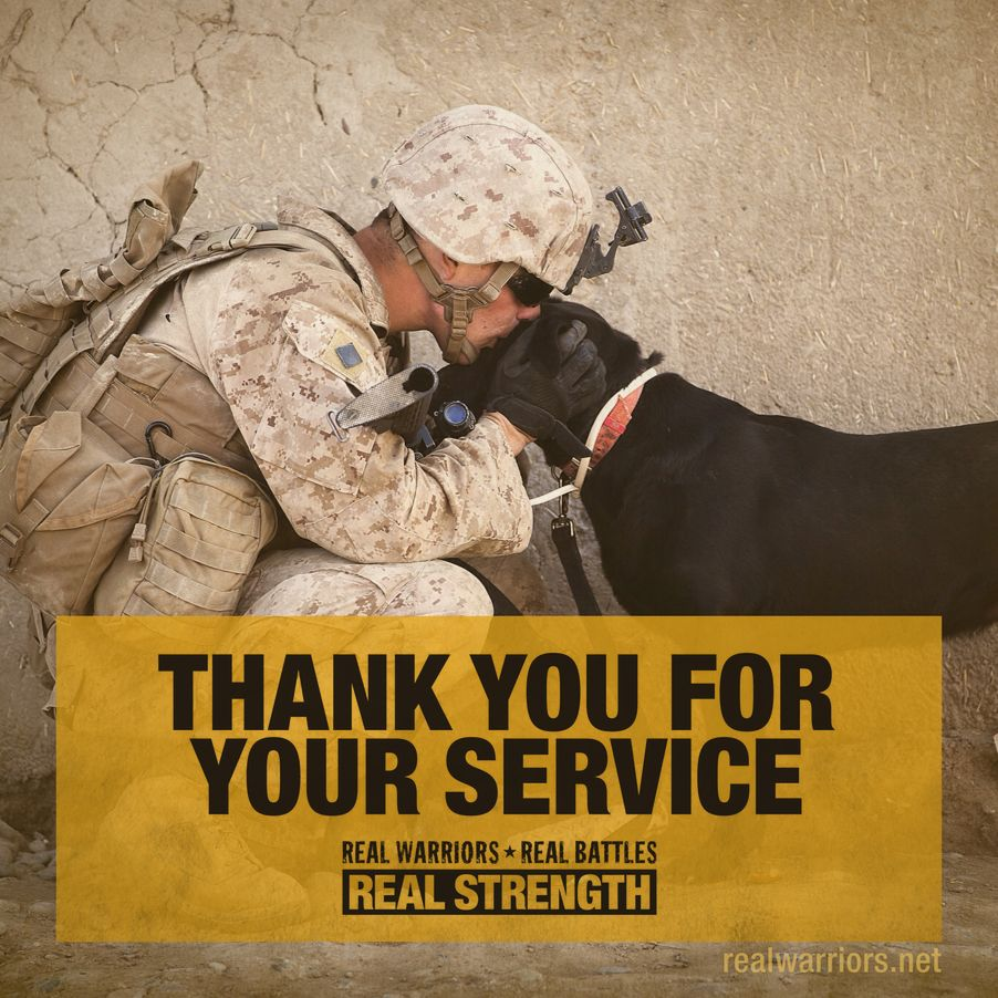 Heroes come in all shapes & sizes. Join us in saluting all who serve in honor of #K9VeteransDay! http://t.co/jyH5vNQdED
