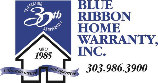 Blue Ribbon Home Warranty Lakewood Co 303 986 3900