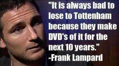 "Football Tweet ⚽ on Twitter: ""Frank Lampard on losing to Tottenham:  http://t.co/qzz6o8KCOz"""