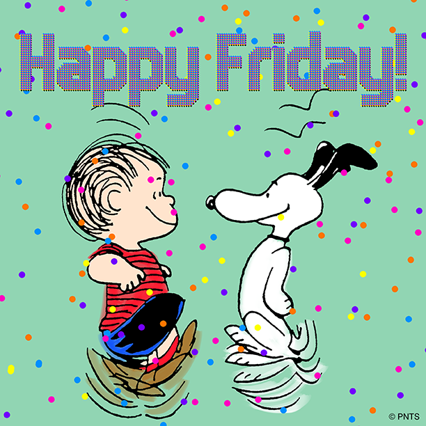 Peanuts On Twitter Happy Friday Httptco9y9vb6s6wi