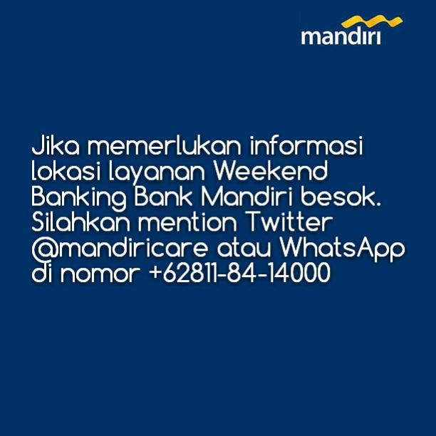Mandiri Care On Twitter Nurputrikoto Utk Swift Code Bank Mandiri Adlh Bmriidja Sdngkan Kode Bank Mandiri 008 Kode Cab Kcp Yogyakarta Katamso 13703 Tks Raka
