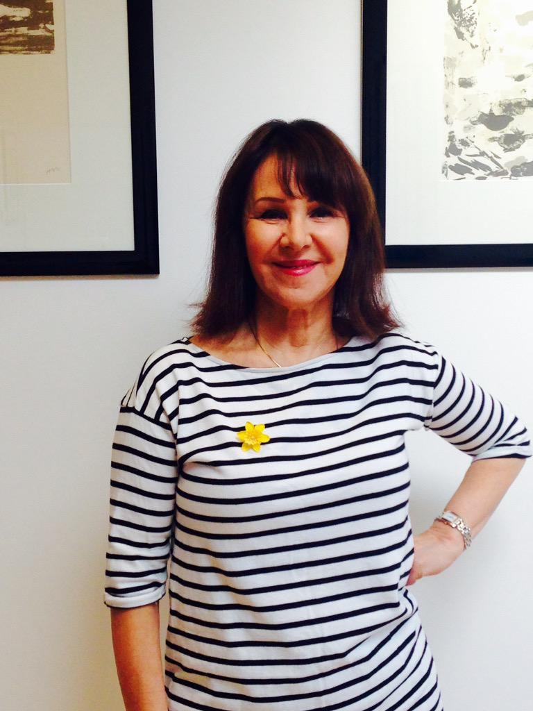 Join the @mariecurieuk #daffodilappeal wear your daffodil this March http://t.co/fvuukRAtlO