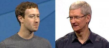 Facebook reportedly working on Apple Watch app at Apple's HQ http://t.co/3yJVfQxXRX http://t.co/rOtAyMxCSj