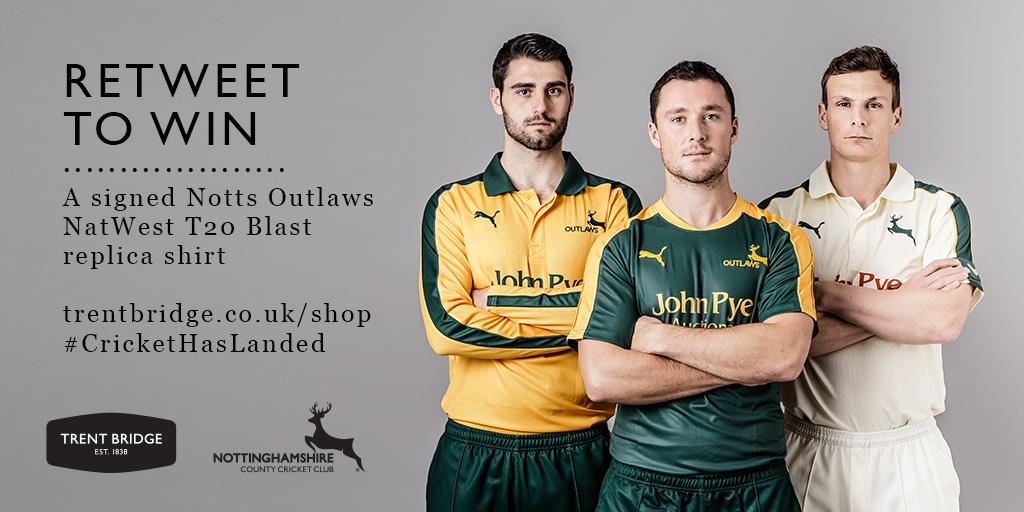 Retweet to win a signed replica NatWest T20 Blast shirt. Special T20 bundle available online: http://t.co/g9ELxTVzQi http://t.co/KuEDoerZSX