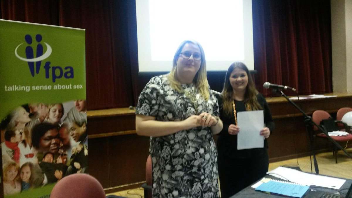 Alison and Corrie presenting at FPA Sex & Relationships Education Conference #fpaautism http://t.co/ljo6xKIXmv