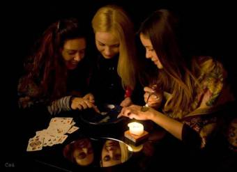 предсказание гадание на игральных картах