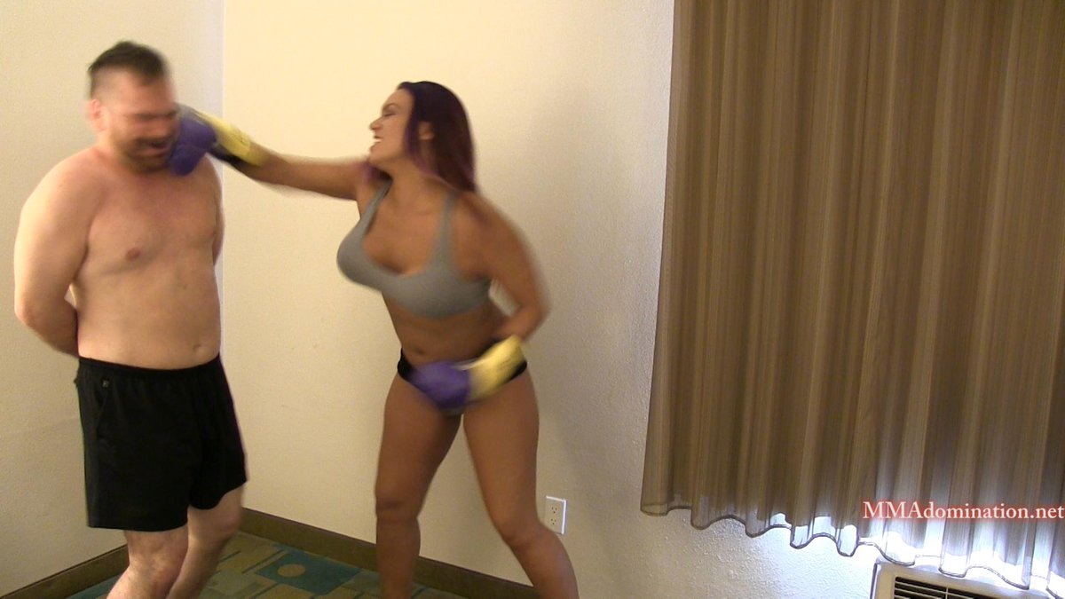 MMA Domination porn think