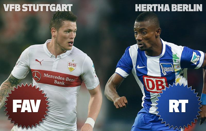 Who will grab the crucial three points in #VFBBSC's relegation battle?  RT = BSC FAV = VFB #Bundesliga<br>http://pic.twitter.com/VtD0m4tQTP