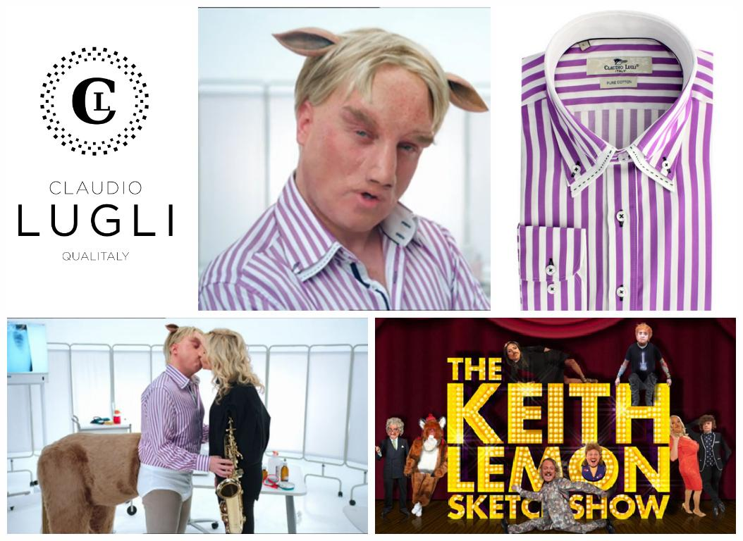 RT @Claudio_Lugli: Feel Good Garments! Our Shirts are Head-Turners ask @lemontwittor!  Luxury Italian Shirts from #ClaudioLugli http://t.co…