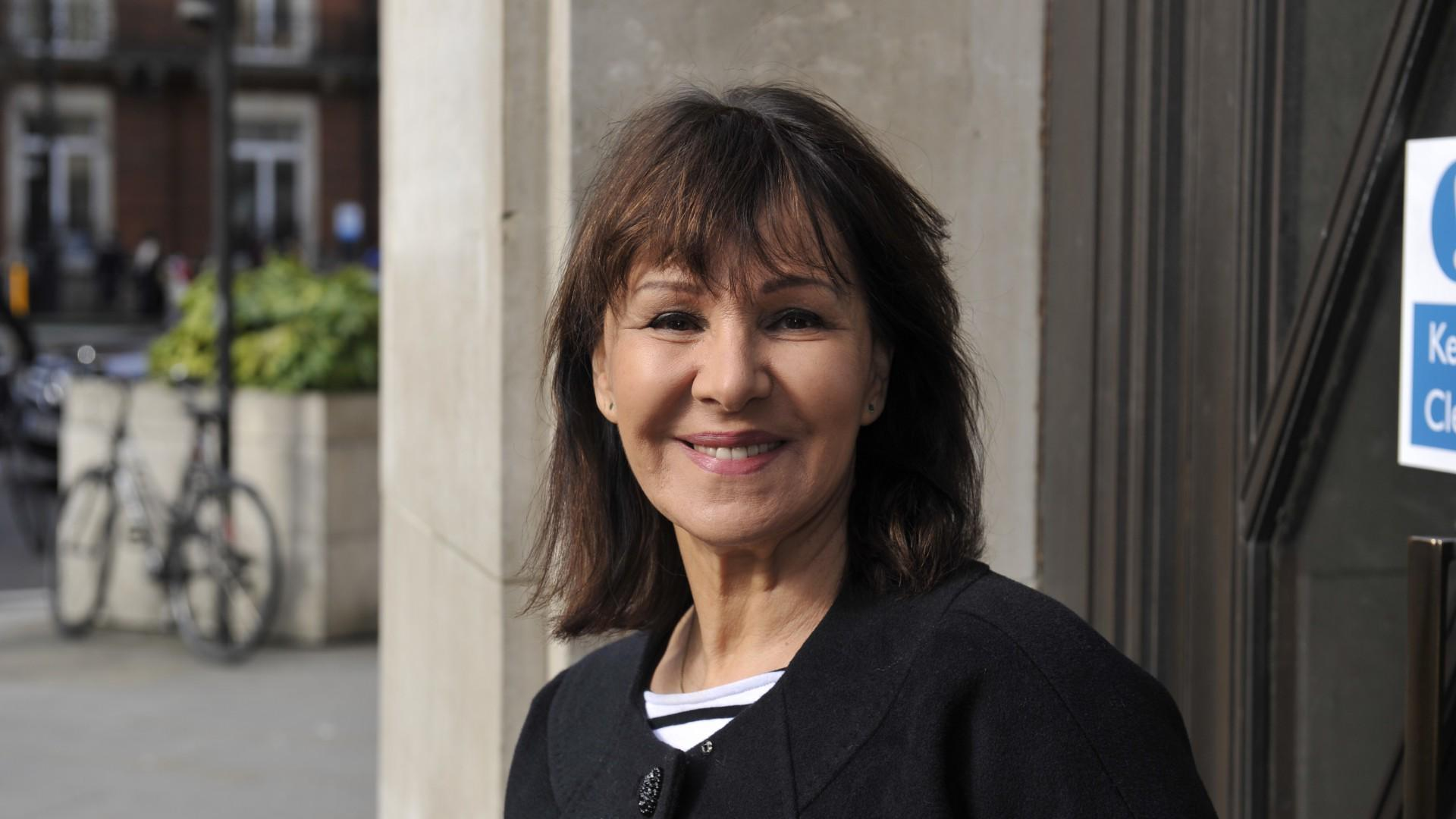 RT @BBCWiT: We're digging the dancing queen @arlenephillips! Hear her on @BBCRadio4 on Sat at 6:15pm: http://t.co/dfR8eadw85 http://t.co/rk…