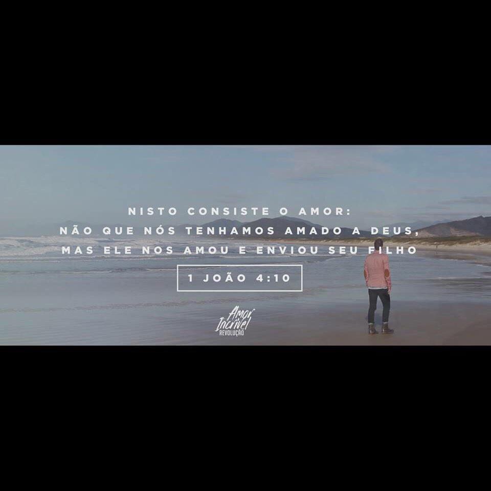 Galera AMANHÃ vamos lançar o 'Liric video / Vídeo Letra' da música tema do novo albúm #Revolução #AmorIncrível http://t.co/aJYKyzlRmD