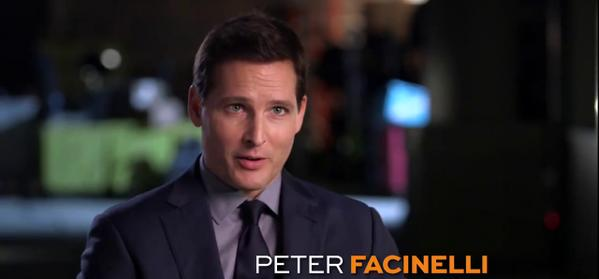 RT @lisette225: Get double the fun in April with @peterfacinelli in the premiere's of his series @NBCOdyssey 4/5 & #NurseJackie 4/12 http:/…