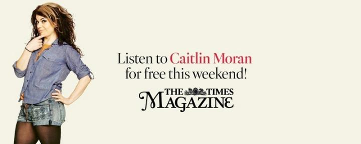 RT @thetimes: @caitlinmoran narrates her latest column on the many different kinds of men. http://t.co/POqeqVkhEA http://t.co/mtQDRoH9uG