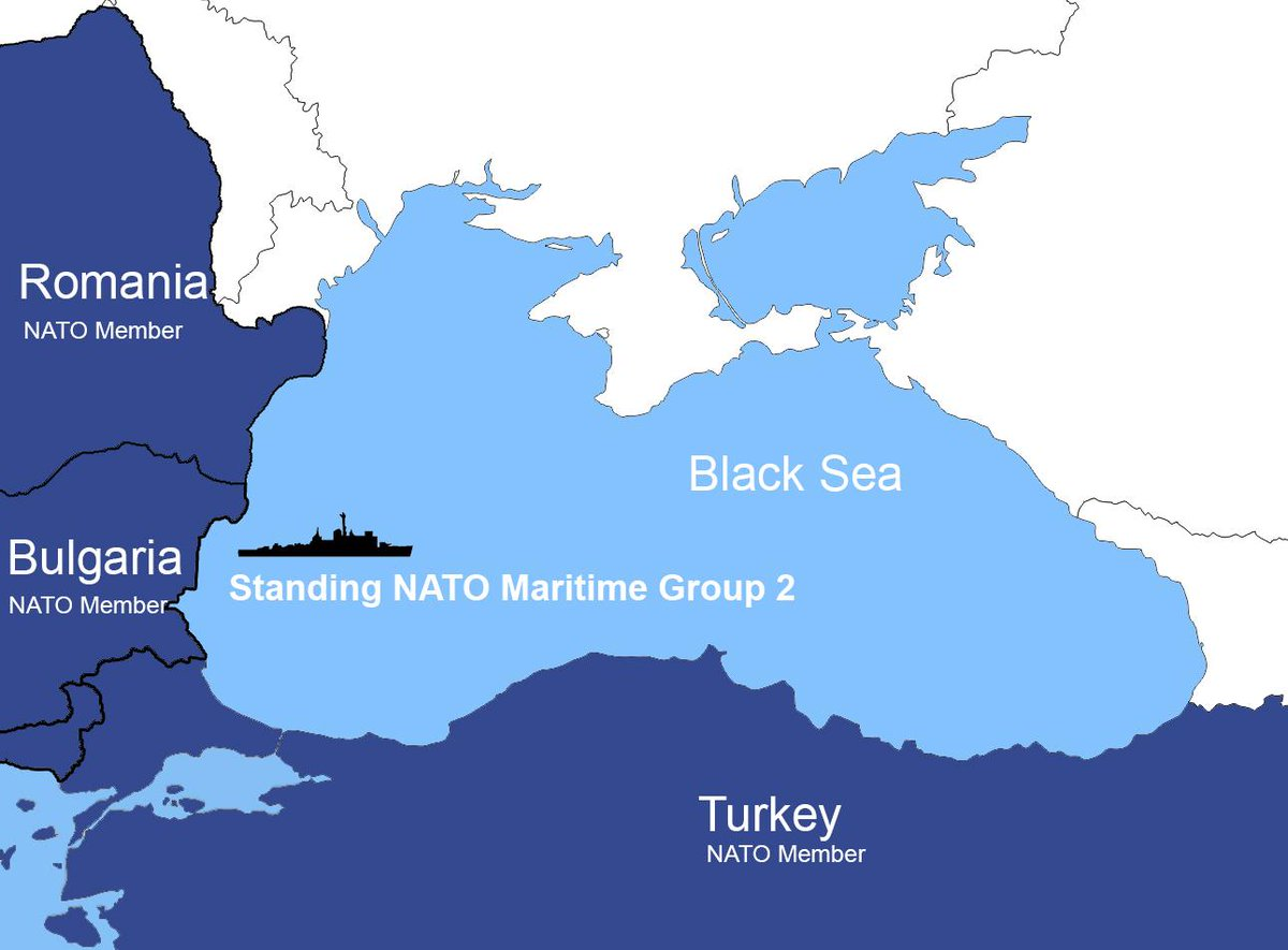 Image result for NATO, Russia and Turkey Black Sea
