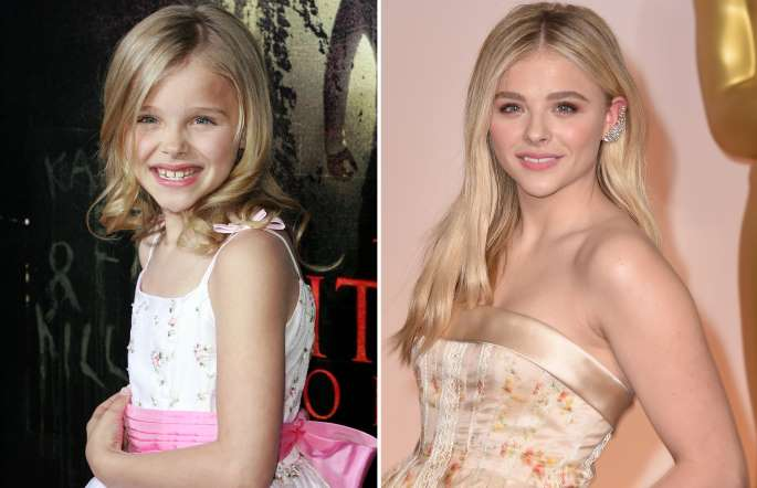 We're feeling VERY nostalgic. Look at how cute @ChloeGMoretz was? (And still is!): http://t.co/tW7zX5DS99 http://t.co/uxXeua2gF2