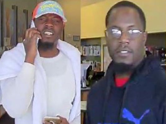 Police are looking for a suspect who stole two iPhones then returned them in disguise: http://t.co/d9xKz55qwR